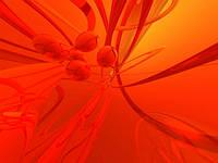 Пигмент жидкий, оранжевый про-во Швейцария