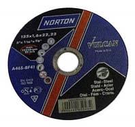 Абразивный отрезной круг Norton  125 x 1,6 x 22