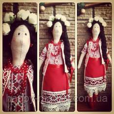 Куклы ручной работы Украинка 0333