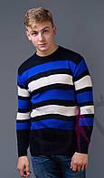 Мужской стильный свитер оптом
