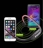 Беспроводные наушники S9. Bluetooth наушники для спорта и отдыха!