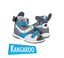 Memo Kangaroo - Детские ортопедические босоножки. Limited Edition