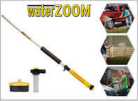 Мини мойка высокого давления Water Zoom (вотер зум) насадка на шланг