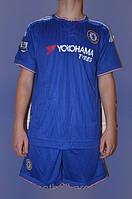 Футбольная форма Челси домашняя (синяя)