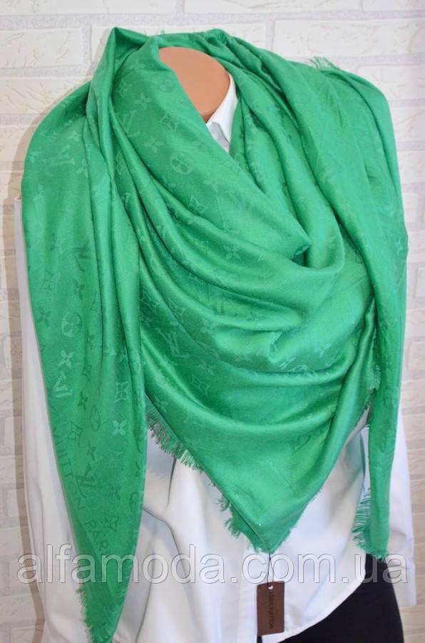 Зеленый платок женский Louis Vuitton , цена 320 грн., купить в ... 121133703f4