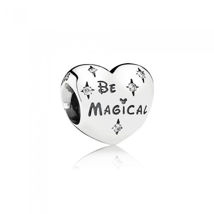"""Шарм бусина Pandora (Пандора) """"Be magical"""""""
