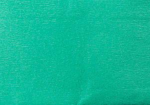 Бумага гофрированная 55% ярко-зеленая 1 Вересня