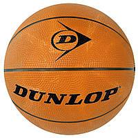Мяч баскетбольный Dunlop YU Brown size 7 (120-4)