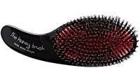 Щітка для волосся Olivia Garden Olivia Garden The Kidney Brush червона