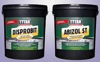 Битумная гидроизоляционная мастика ABIZOL ST для защиты от влаги фундаментов и подвалов .
