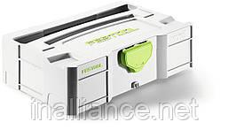 Мини-систейнер T-LOC SYS-MINI 1 TL Festool 499622