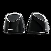 Акустическая система 2.0 Crown CMS-279 BlackSilver