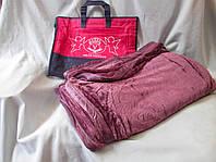 Покрывало-простынь в подарочной сумке