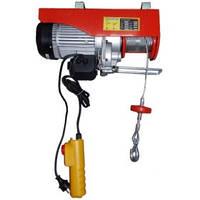 Электрическая лебедка(Тельфер) Энергомаш400 кг, 800 Вт,BestTools