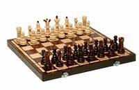 Большие шахматы «Жемчуг» 42 см, фото 1