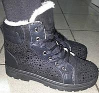 Ботинки женские зимние мод № 2023-1 ВЕРОН