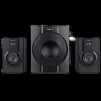 Акустическая система 2.1 Crown CMS-3708 black