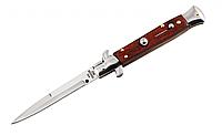 Нож выкидной , сталь 440с, замок Plunge Lock