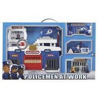 """Детский игровой набор """"Полицейский участок"""" Keenway"""