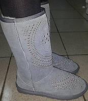 Угги женские зимние высокие мод № 5815 ВЕРОН