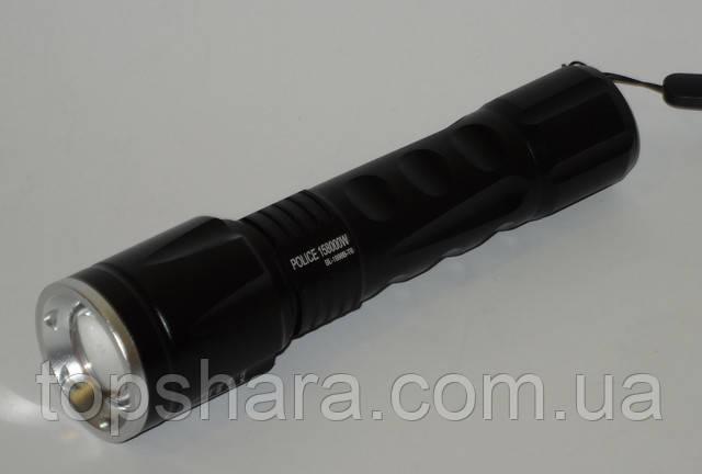 Тактический фонарь POLICE BL-1898В-T6  158000W