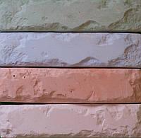 """Декоративная гипсовая плитка (камень) """"Рваный кирпич"""" Цвет под заказ"""