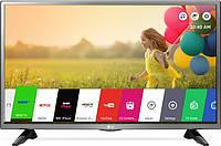 Смарт тв LG 43LH570V 1920x1080, 450Гц, Wi-Fi, DVB-T2/C/S2, черный.