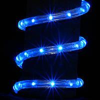Светодиодный шланг разноцветный круглый 10m LED ROUND