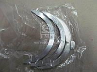 Полукольцо подшипника упорного ЗИЛ вала коленчатого (2 верхняя+2нижняя) 130-1005186/87