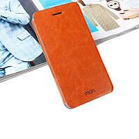 Чехол-книжка MOFI для LG G4 Dual H818 / H815 Brown