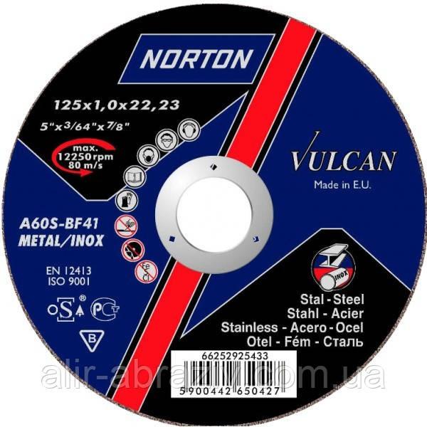 Отрезной  круг Norton 230 x 2,5 x 22