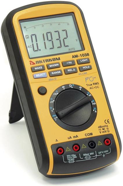 Измерительная техника (мультиметры)