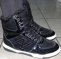 Ботинки женские зимние мод № f2009-1 ВЕРОН
