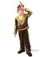 Детский костюм для мальчика Индеец