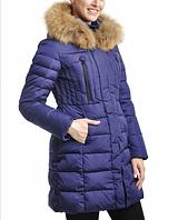Полупальто snowimage g511 синий