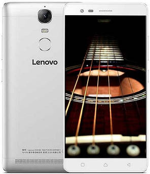 Мобильный телефон Lenovo Vibe K5 Note (A7020) Silver, фото 2