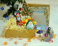 Сладкий новогодний подарок ребенку Арт.44