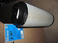 Фильтр воздушный John Deere, Deutz Fahr, Compar. (производитель M-Filter) A581
