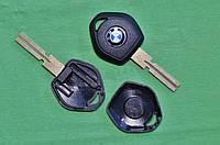 BMW - заготовка ключа под чип, HU58
