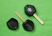 BMW - заготовка ключа под чип, HU92