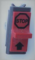 Кнопка стоп HUSQWARNA 137/142