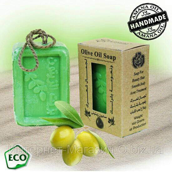 Натуральное Оливковое Мыло из Египта от Amana