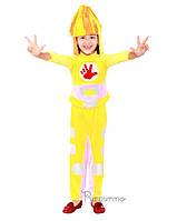 Детский костюм для девочки Фиксик Симка