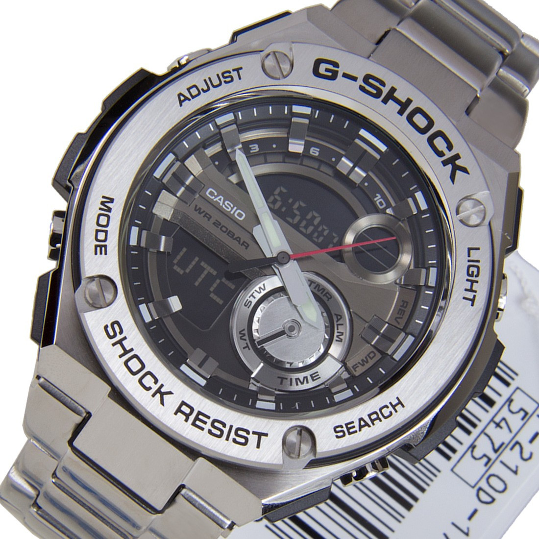 Часы Casio G-Shock GST-210D-1A