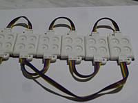 RGB світлодіодний модуль SMD 5050, RGB кластер для реклами