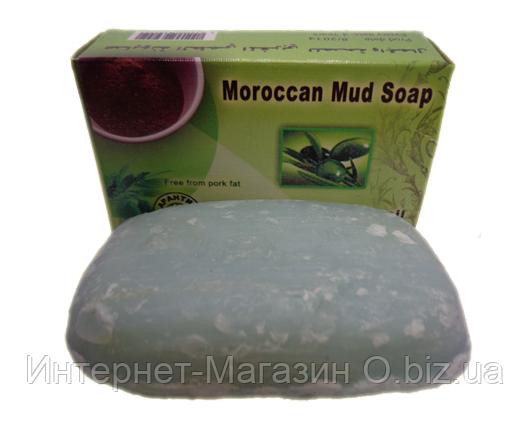 Мыло Марокканское Легендарное с оливковым маслом от El Hawag из Египта