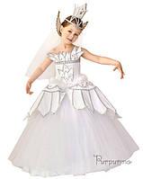 Детский костюм для девочки Принцесса-Лебедь 2 цвета