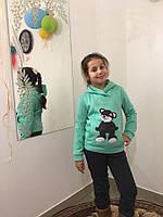 Детский спортивный костюм Мишка, ткань трехнитка, фото 1