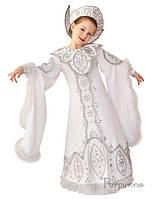 Детский костюм для девочки Принцесса-Лебедь