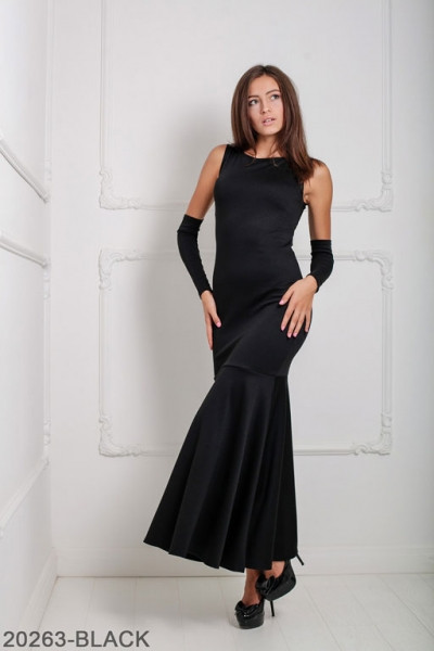 Женское платье Noren 20263-BLACK